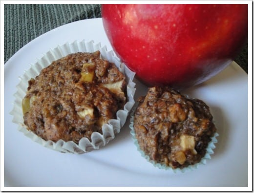 apple flax muffins (8) (500x375)