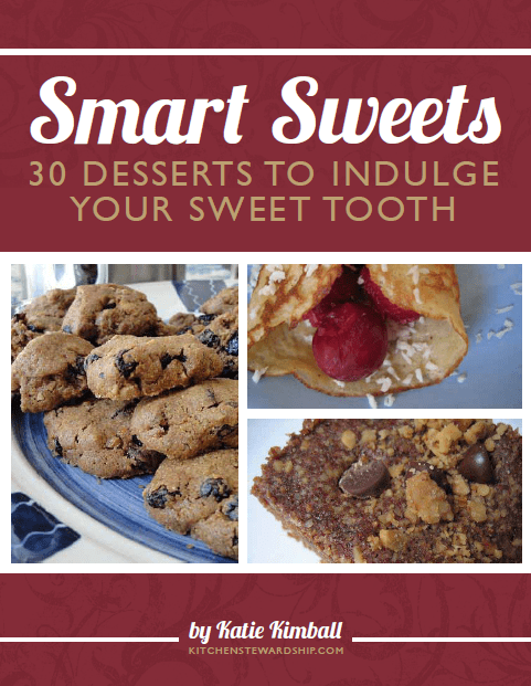 Smart Sweets eBook
