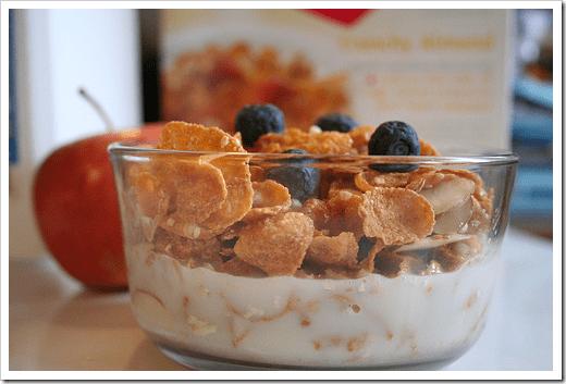 sugar and cereal EWG