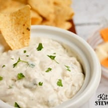 Spicy Cheesy Chicken Dip Recipe