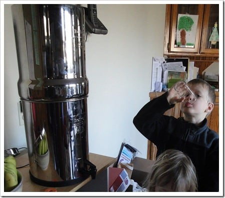 Berkey water filter review - it takes EVERYTHING out of the water (except the good stuff)