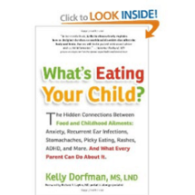 What's Eating Your Child? It Couldn't be Food, Could It? Author Kelly Dorfman