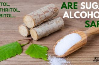 """Xylitol, Erythritol, Sorbitol…What's That """"ol"""" About?"""