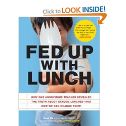 Book Review: Fed Up With Lunch Takes a Closer Look at School Lunch