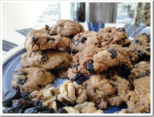 spelt raisin cookies new (10)