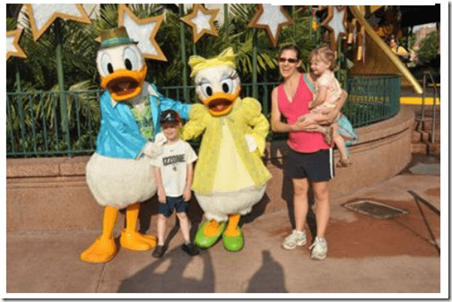 Daffy Daisy Duck and us 2