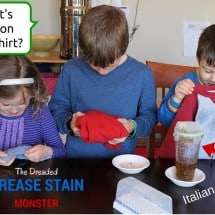 Got Grease Stains? Our Family Tested to See What Really Works!