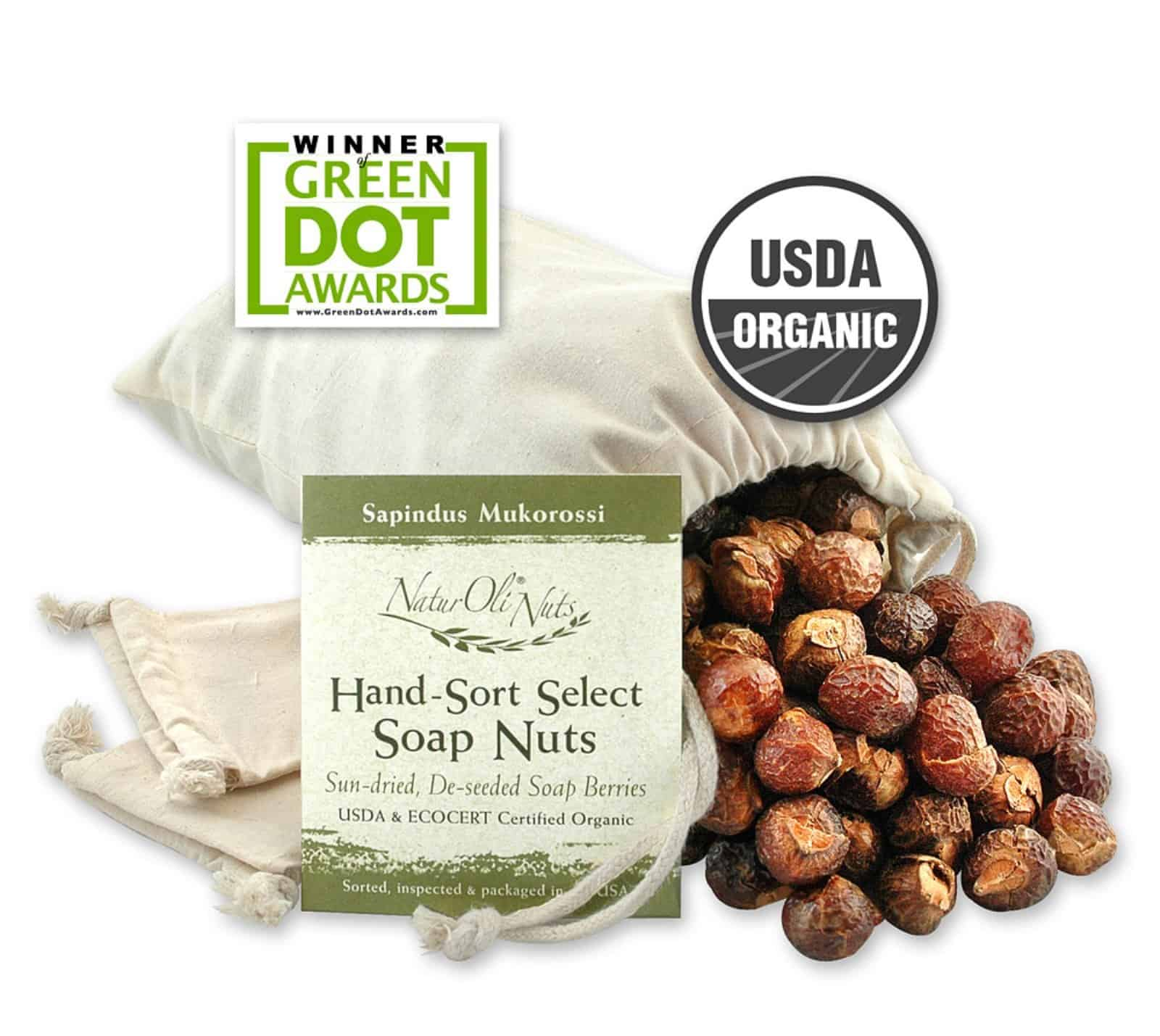 NaturOli Soap Nuts Set