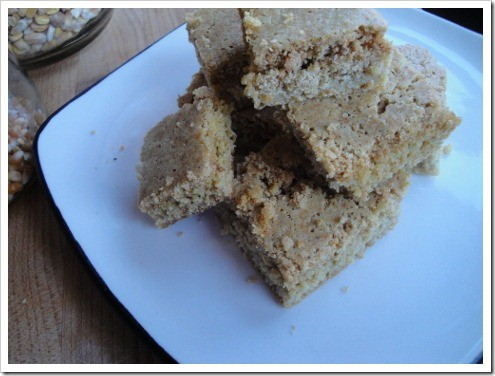 Giving up gluten? You can still have delicious homemade gluten free cornbread with this simple recipe.