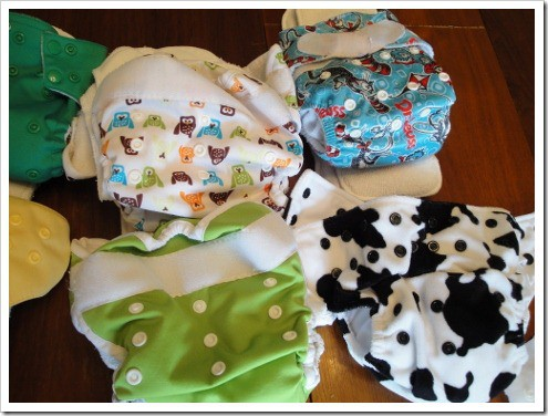 pocket cloth diapers