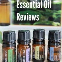 Reader Reviews: Testing doTERRA Essential Oils