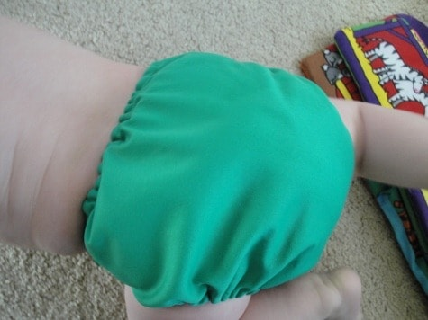 Oh Katy pocket diaper