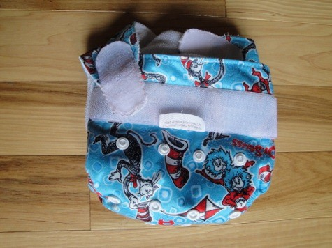 bumkins pocket cloth diaper
