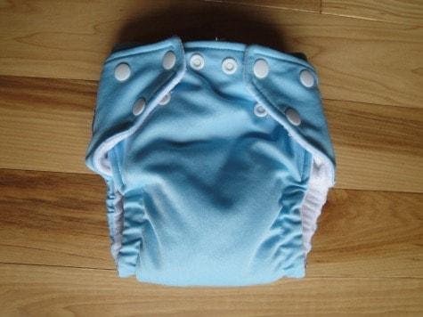 fuzzibunz pocket cloth diaper