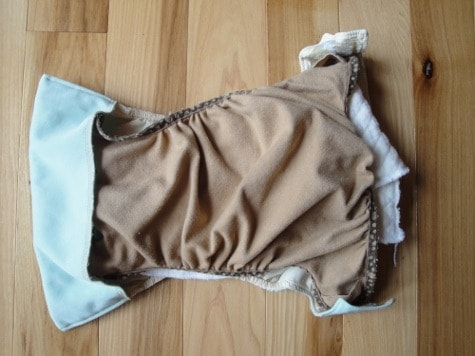 hiney liney versa cloth diaper