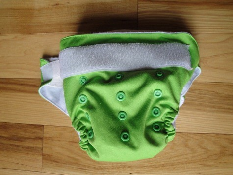 ones and twos all-in-one AIO cloth diaper (6)