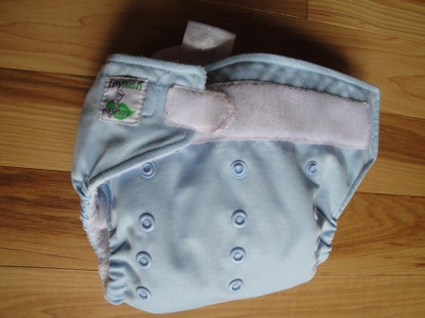 tiny tush pocket cloth diaper