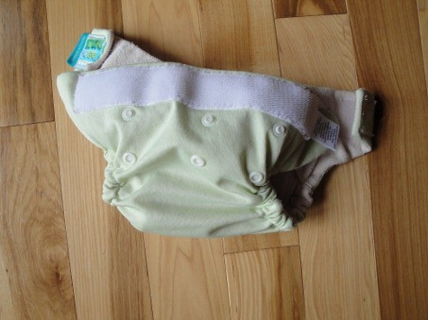 tuck and go cloth diaper