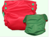 Sprout reversible diaper