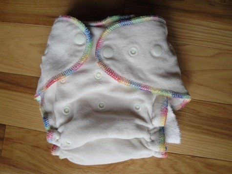 wooldins fitted cloth diaper