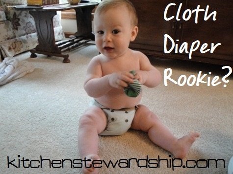 Cloth Diaper Rookie