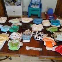Cloth Diaper Absorbency Tests: How Much Will It Hold?