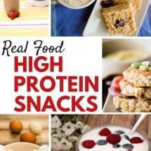 Whole Food Protein Sources: After a Workout, During Pregnancy, & Brain Boosters