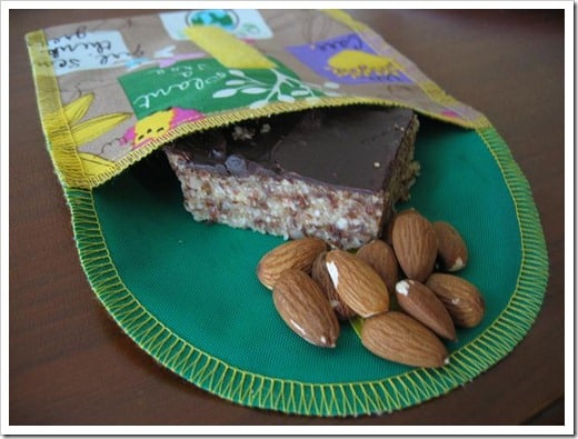 snack taxi with almond power bars (2)