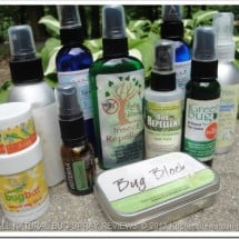 All Natural Bug and Insect Repellent Reviews (10 Brands!)