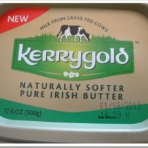 "New Naturally Softer Kerrygold Butter: Was ""Beware"" Unfair?"
