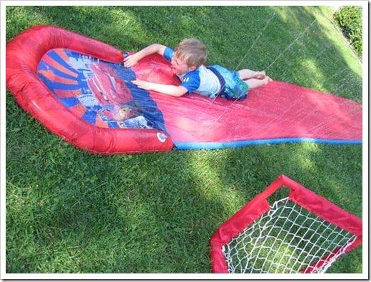 slip and slide paul