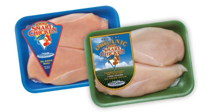 Smart Chicken organic chicken breast