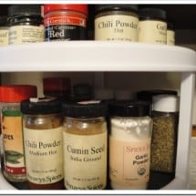 7 Pantry Staples to Spice up your Life and Curb your Cravings {GUEST POST}