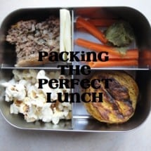 Eat Well, Spend Less: 10 Tips to Pack Brilliant School Lunches (& avoid wasting food)