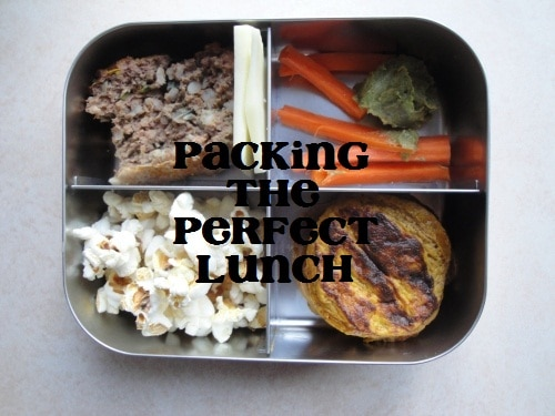 Packing the Perfect Lunch