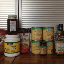 A Pantry Transformed and Simplified – Easy. Homemade. {Freebies!}