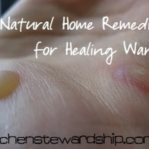 Natural Home Remedies to Get Rid of Warts