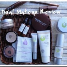 How Natural is Your Face? {Makeup REVIEWS}