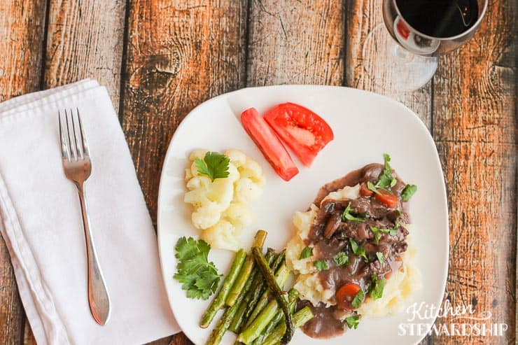 Looking for a classic, delicious meal? Try this Beef Burgundy recipe with Grass-fed Beef.