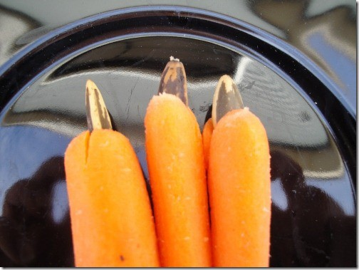 Have a healthy school Halloween party with these Witches' Fingers
