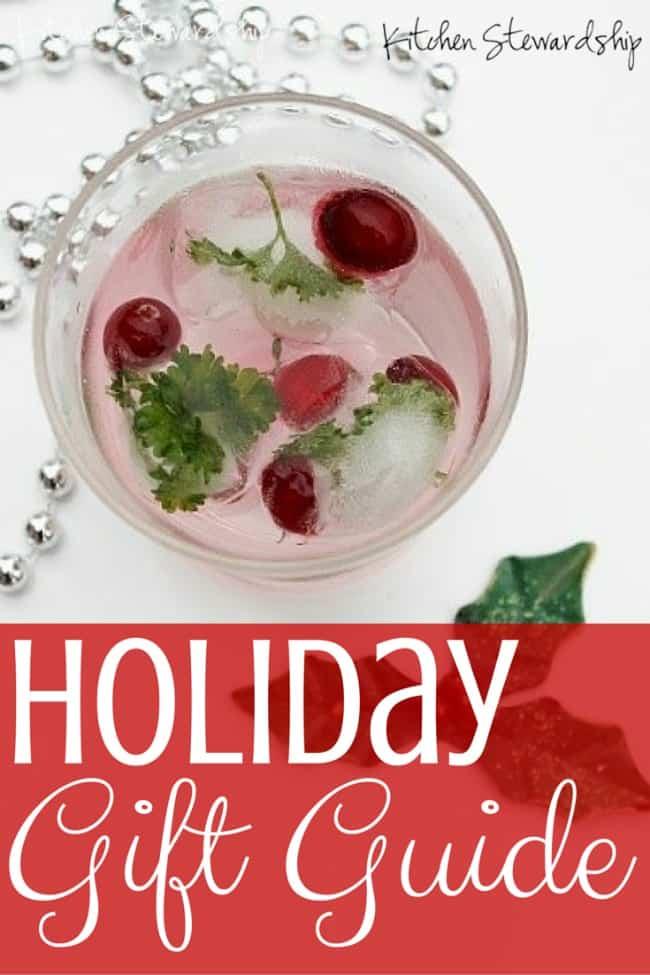 Kitchen Stewardship's Holiday Gift Guide