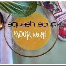 Recipe Connection: Creamy Roasted Garlic Butternut Soup