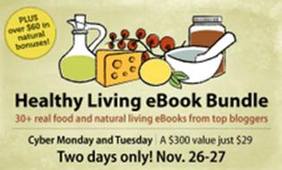 healthy living bundle AD