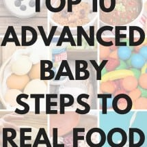 Monday Mission: Top Ten Advanced Baby Steps (for your consideration)