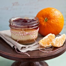 Easy Desserts in Jars and Making Sugary Recipes a Little Healthier {GUEST POST + Recipe}