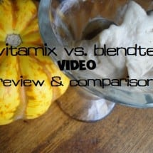 What's the Best High-Powered Blender? Blendtec vs. Vitamix {REVIEW, part two}