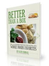 Better Than a Box book