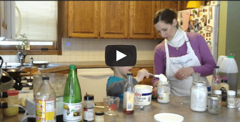 Homemade Dressings Video Freebie