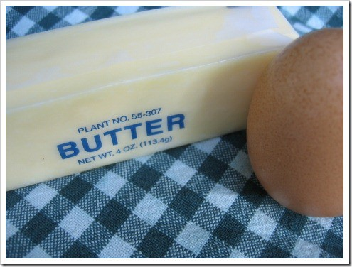 Butter & Eggs - Fats we all think of, but there are more options!