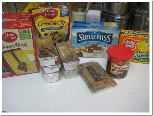Trans Fats in Cookies, Cake Mixes, Hot Chocolate